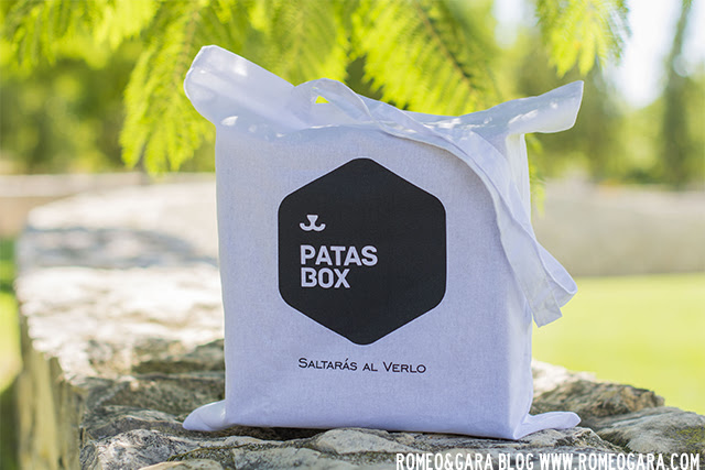Patasbox, agosto 2015