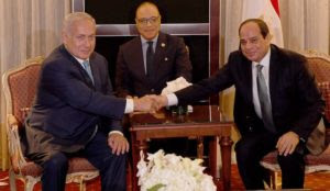 Can the Egypt-Israel Peace Warm Up?