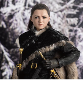 Game of Thrones Arya Stark (Season 8) 1/6 Scale Figure