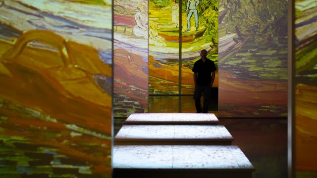 Van Gogh Alive opens in Anchorage and Hangzhou