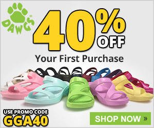 Save 40% on Dawgs Footwear!