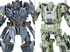 TRANSFORMERS: THE LAST KNIGHT VOYAGER WAVE 2