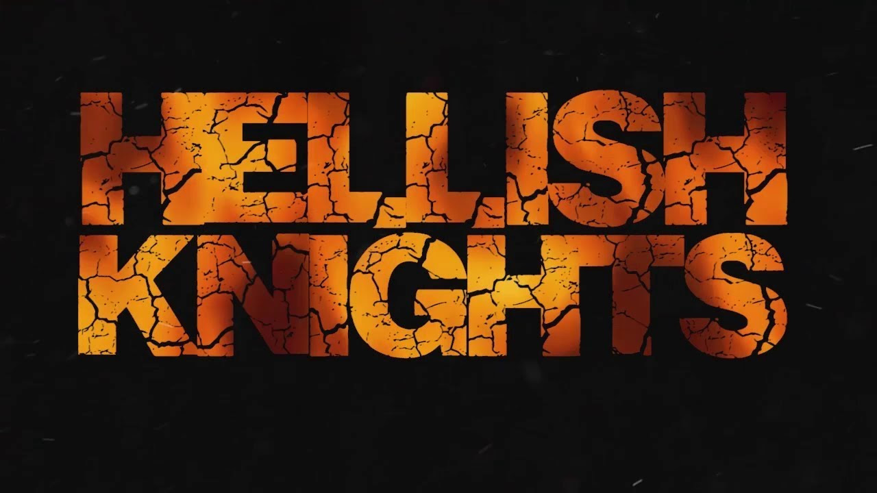 Death SS - Hellish Knights (Lyric Video)