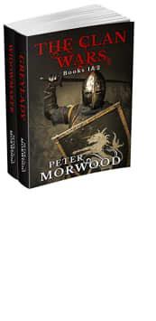 The Clan Wars Omnibus: Books 1 & 2