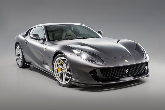 Ferrari 812 Superfast sold out for five years