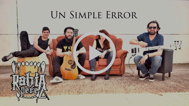 Rabia Perez -  Un Simple Error (Acústico)