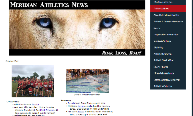 4dbf00fde08 Lions Share – Principal Newsletters – Meridian School