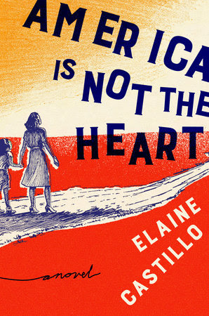 The cover of the book America Is Not the Heart