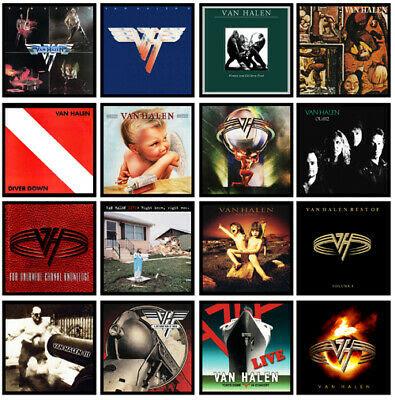 Van Halen – Discografia (1978-2016)