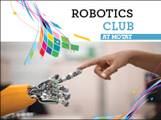 Robotics club at MOTAT