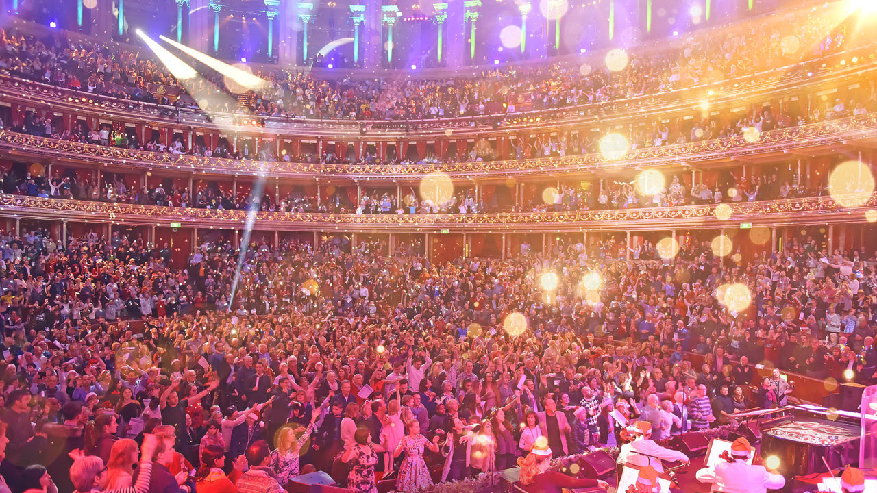 Carols at the Royal Albert Hall