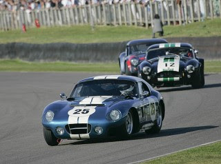 Largest ever collection of Shelby Daytona Coupes together