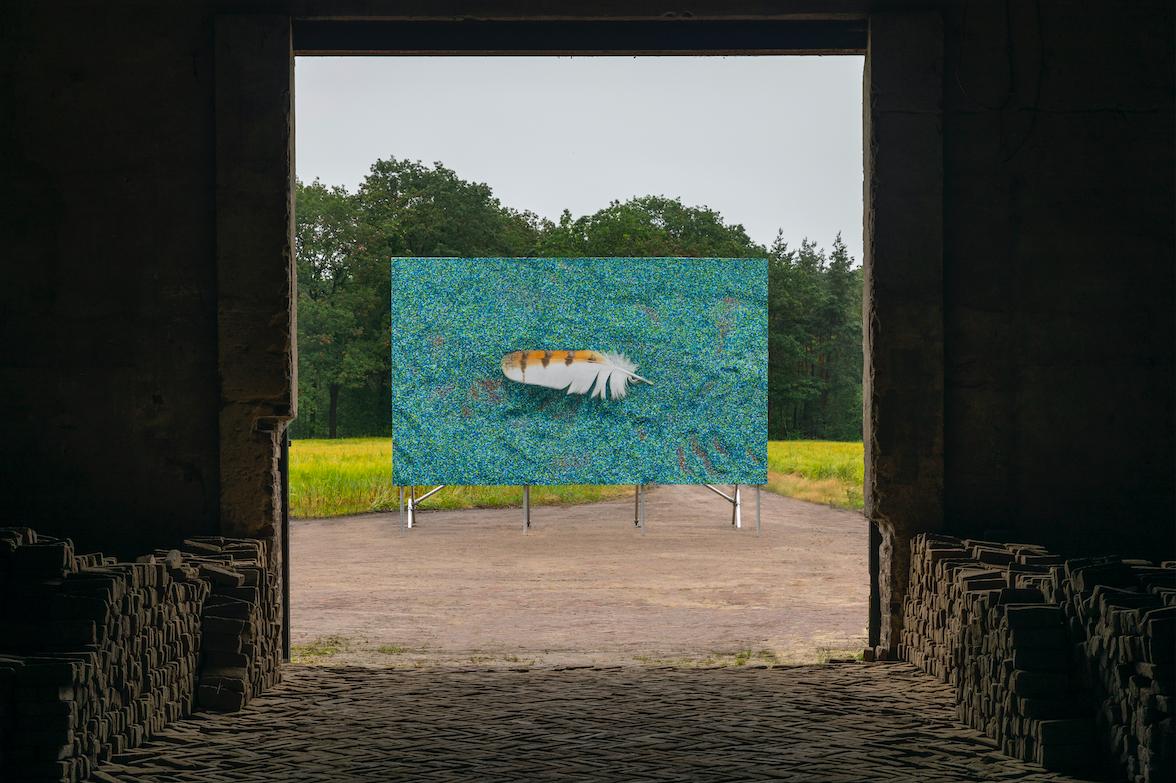 Sunette L. Viljoen,HOC OPUS HIC (2021). Image byDjango van Ardenne