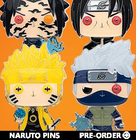 Pop! Pins: Naruto