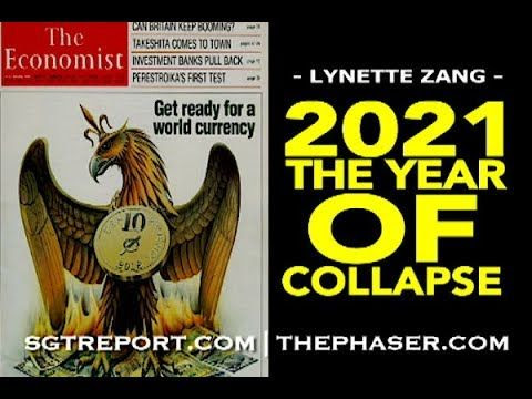 Smoking Gun 2021 - The Year Of the  Collapse -- Lynette Zang  (Video)