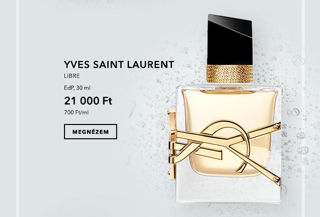 GLAMOUR-napok 2019 - Yves Saint Laurent Libre