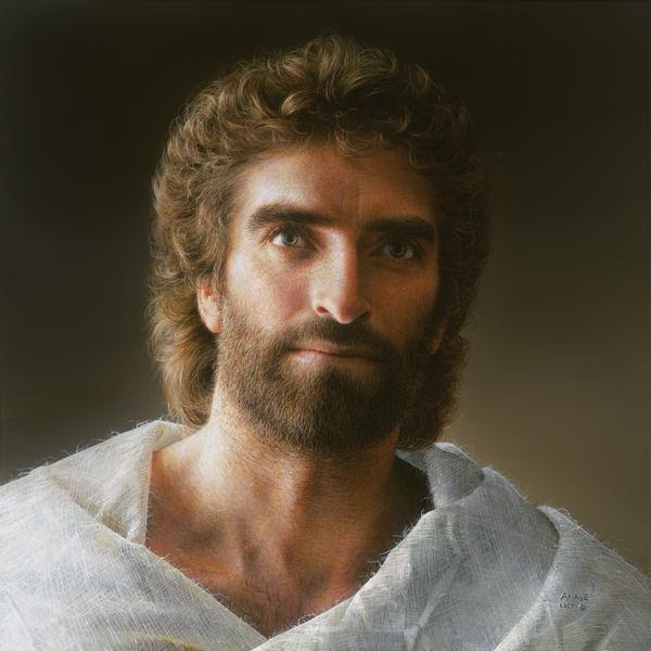 NEW JESUS PAINTING, by Akiane Kramarik 2017 @ art-soulworks.com