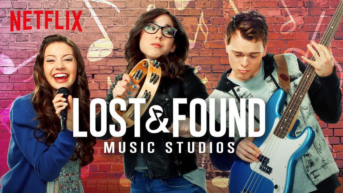 Lost & Found Music Studios: Season 2 - Now on Netflix