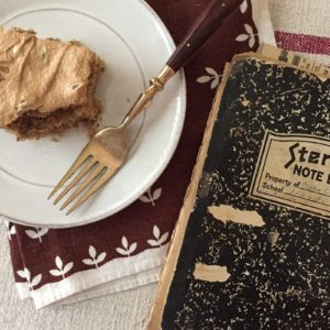 The Long-Lost Spice Bar Recipe from My Great-Grandmother's Cookbook