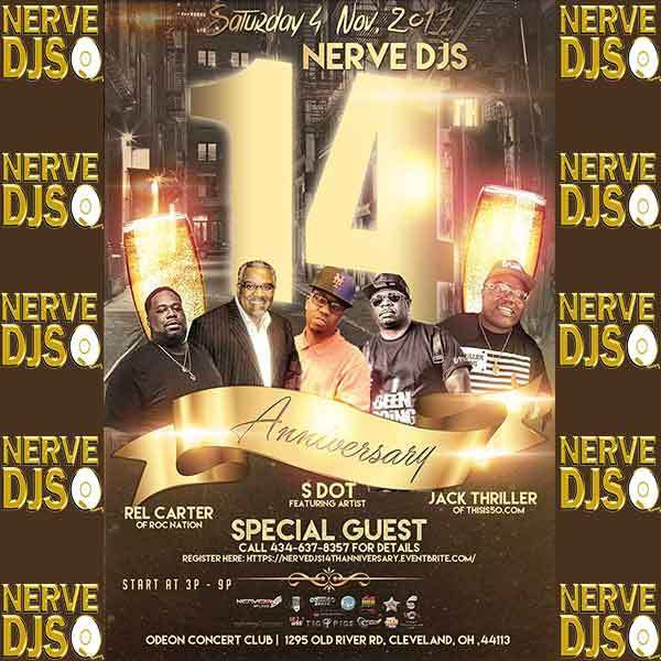 Nervedjs-14th-Anniversary-with-Gold