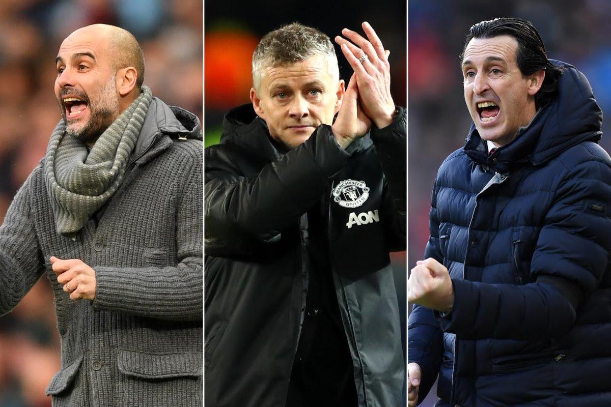 February Premier League Manager of the Month nominees [Premier League]