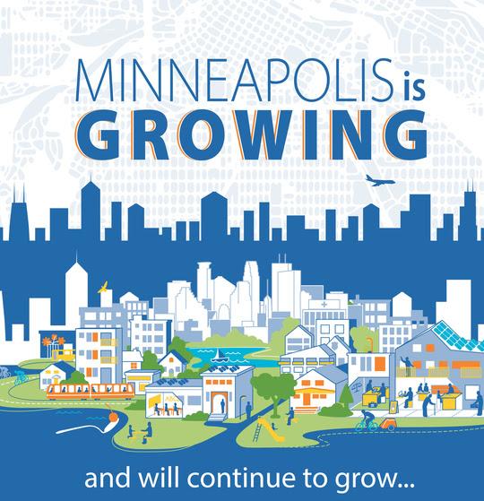 Minneapolis 2040 graphic