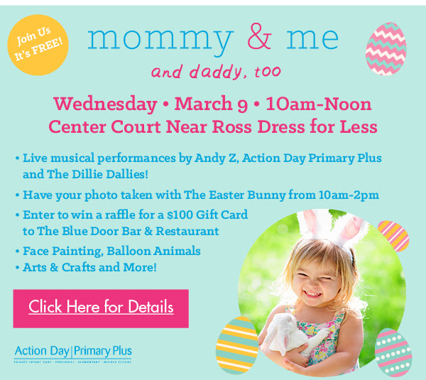 Mommy & Me March 9th