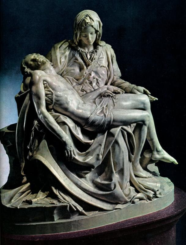 Vatican Pieta 1964