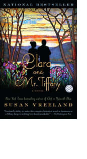 Clara and Mr. Tiffany by Susan Vreeland