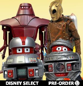 Disney Classic Select Wave 1