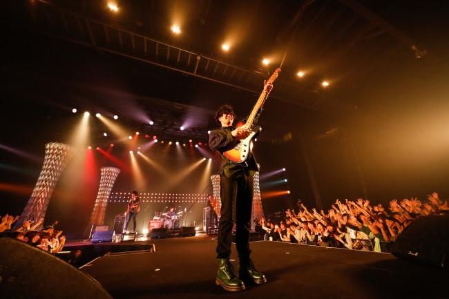 フレデリック_徳ダネ福キタルSPECIAL LIVE Vol.4(撮影:上山陽介)