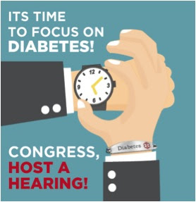 Congressional  Diabetes Hearing