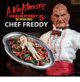 CHEF FREDDY KRUEGER