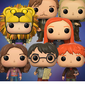 POP! HARRY POTTER