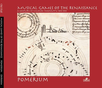 Image result for Musical Games of the Renaissance: A Century of Musical Ingenuity, 1410-1510