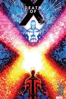 Death of X #4