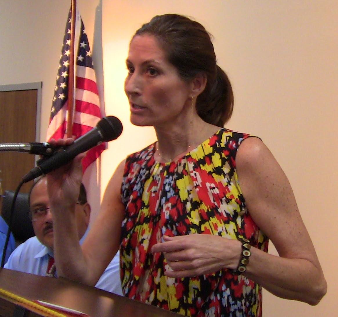 School Board Candidate Lori Kirkpatrick