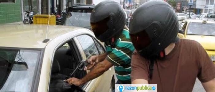 El rebrote del crimen en Colombia