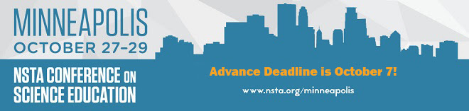 nsta conferences on science education Minneapolis, MN