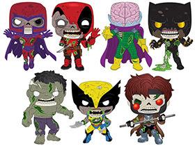 Pop! Marvel: Marvel Zombies