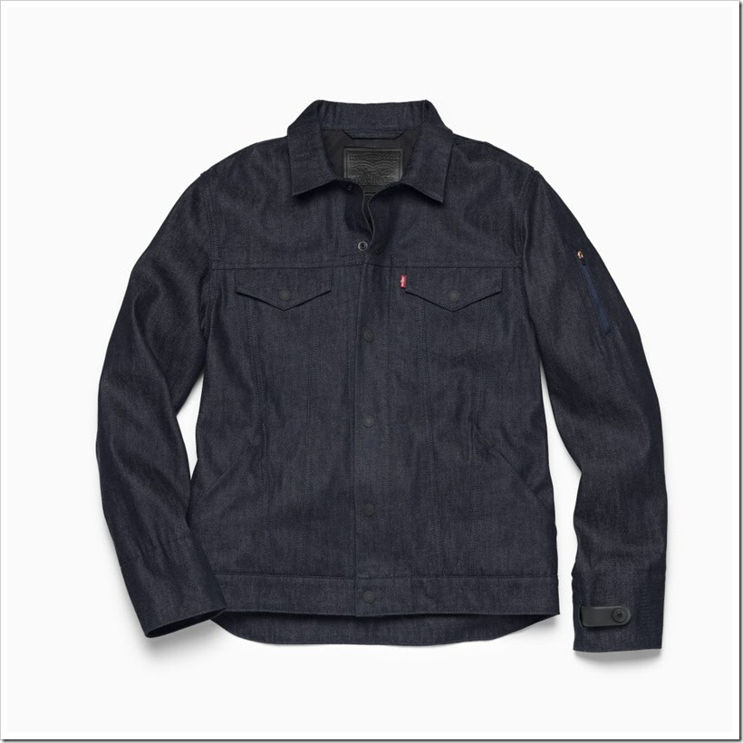 Levi's® Commuter™ x Jacquard by Google Trucker Jacket