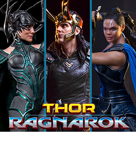 THOR: RAGNAROK BATTLE DIORAMA SERIES