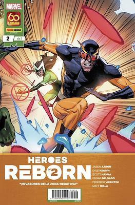 Heroes Reborn (Grapa 64 pp) #2