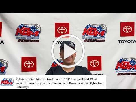 John Hunter Nemechek | Pocono Preview