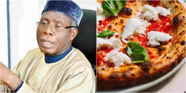 'Some Nigerians Order Pizza From London To Nigeria Via British Airways' – Minister of Agriculture, Audu Ogbeh Says [Video]