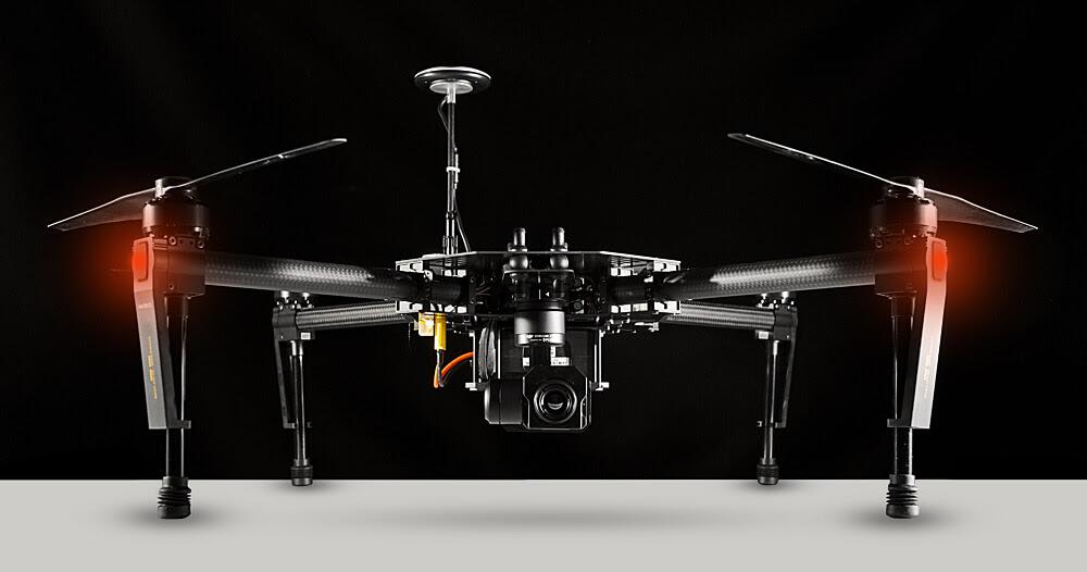 Drone Ispezioni Termiche