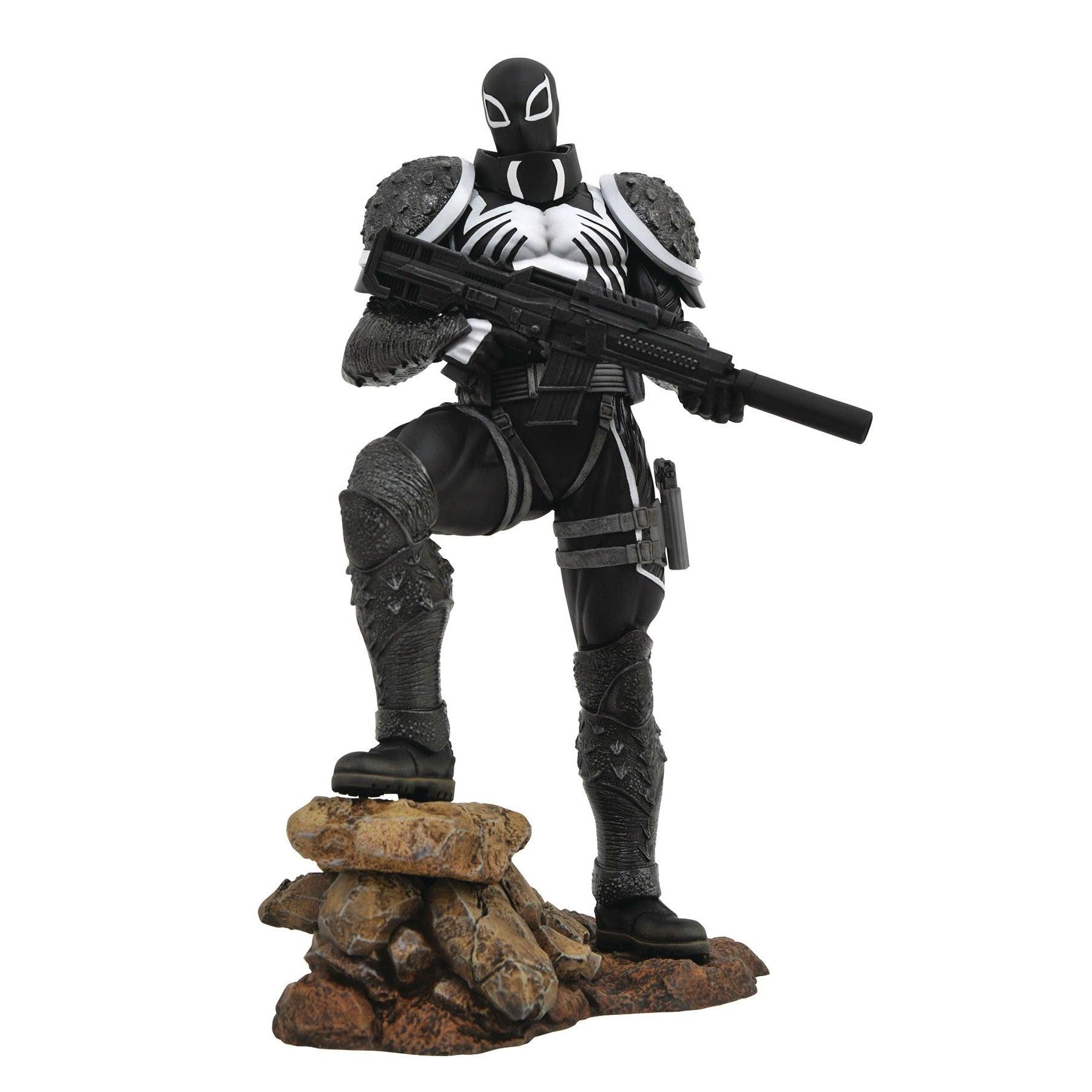 Image of Marvel Gallery Comic Agent Venom PVC Statue - JULY 2020