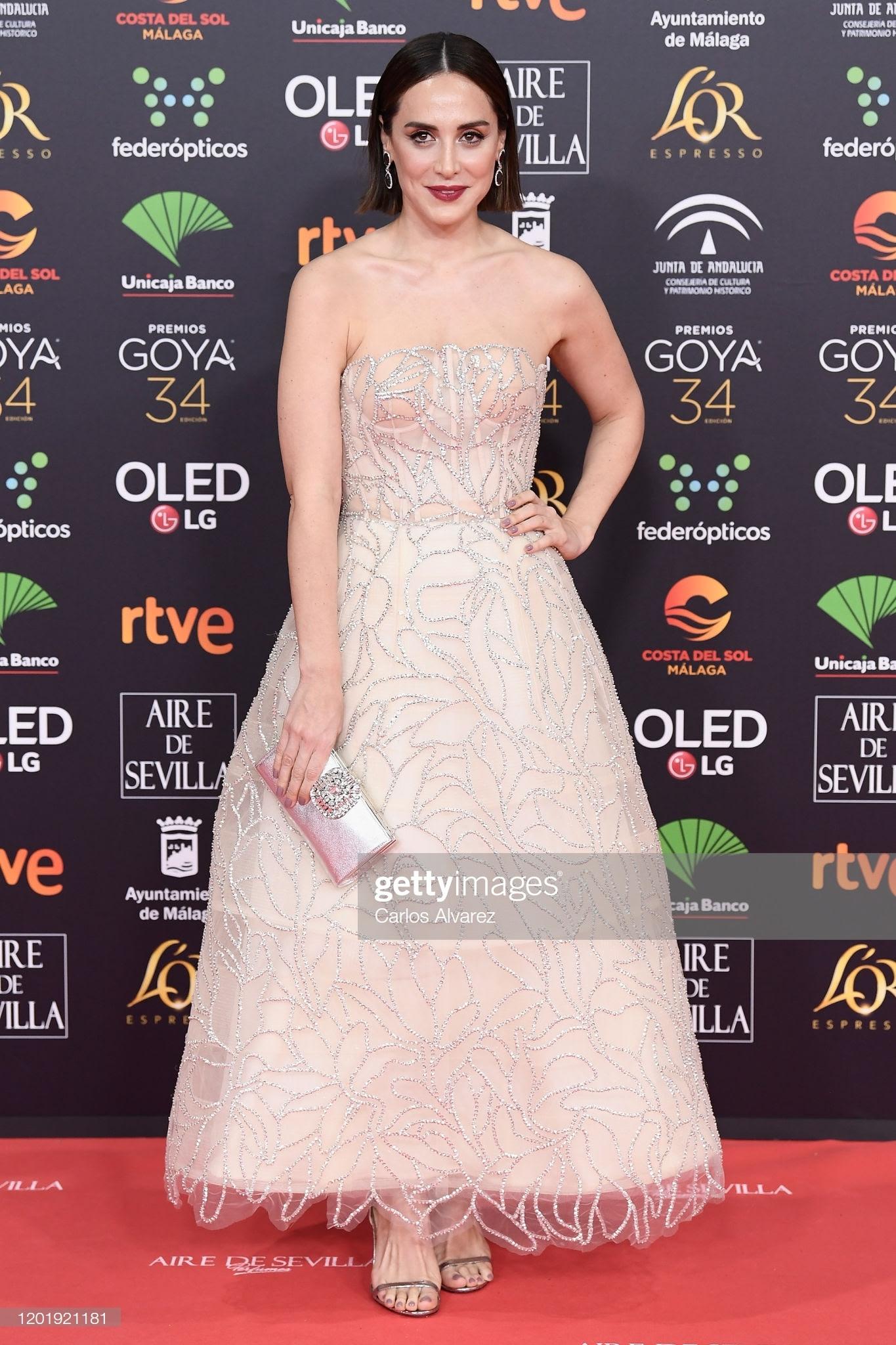 775a92d9 2913 40fb 913f 3de2966c8e6d - Premios Goya 2020 : Looks de todas las celebrities que lucieron  marcas de Replica