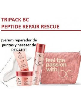 SCHWARZKOPF BONACURE PACK REPAIR RESCUE