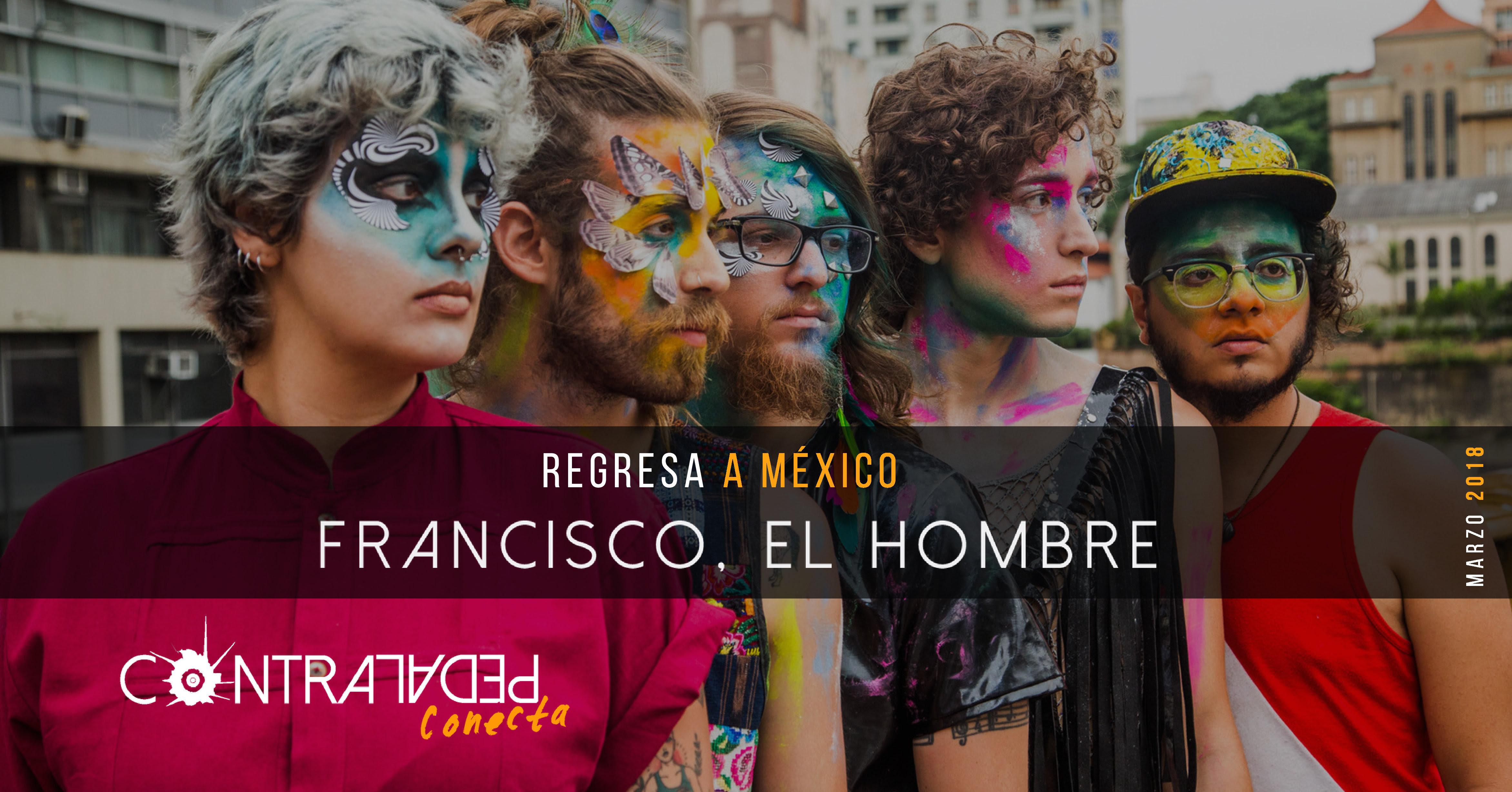 Empezamos 2018 con nuevovideo clipy unamega gira por México!